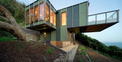 Coastal House Jackson Clements Burrows Architects