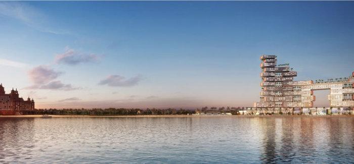 Тетрисный курорт Royal Atlantis в Дубае