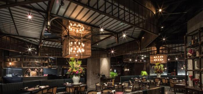 Ресторан Гонконг — лучший интерьер 2014 года